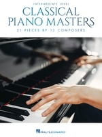 Classical Piano Masters - Intermediate Level