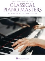 Classical Piano Masters - Upper Intermediate Level