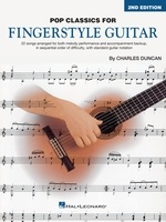Pop Classics for Fingerstyle Guitar