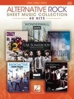 Alternative Rock Sheet Music Collection - 2nd Edition