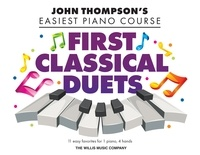 Easiest Piano Course - First Classical Duets