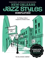 New Orleans Jazz Styles Simplified - Complete Edition