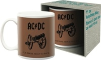 AC/DC - For Those About to Rock, 8 oz. Mug