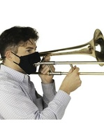 Wind Instrument Face Mask Medium Size