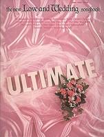 ULTIMATE LOVE & WEDDING SONGBOOK PVG
