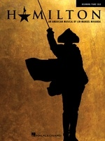 Hamilton Broadway Musical for Beginning Piano Solo