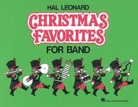 Hal Leonard Christmas Favorites for Marching Band