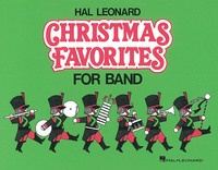 Hal Leonard Christmas Favorites for Marching Band