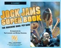 Jock Jams Super Book - Bb Clarinet