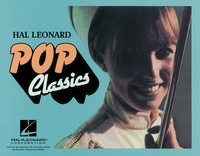 Hal Leonard Pop Classics - 2nd Bb Clarinet