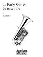 25 Early Studies for Bass Tuba