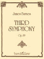 Third Symphony Op. 89
