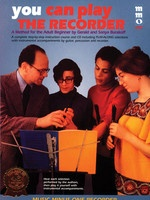 You Can Play the Recorder - Beginning Adult Method