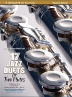 17 Jazz Duets for Two Flutes