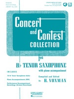 Concert and Contest Collection for Bb Tenor Sax