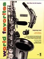 World Favorites - Beginning Level Alto Sax