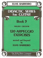 120 Arpeggio Exercises