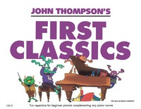 Easiest Piano Course - First Classics