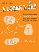 A Dozen a Day Book 2 - Book/Audio Access
