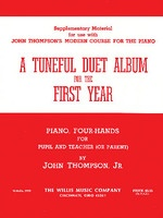 A Tuneful Duet Album for the First Year