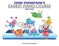 John Thompson's Easiest Piano Course - Part 4 - US Edition