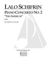 Piano Concerto No. 2: The Americas