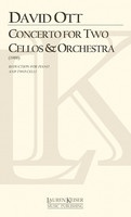 Concerto for Two Cellos and Orchestra