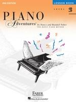 Piano Adventures Level 2B- Lesson Book