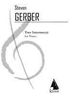 2 Intermezzi for Piano