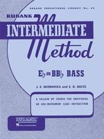 Rubank Intermediate Method for Bass/Tuba