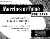 Marches of Fame for Band