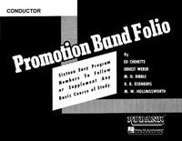 Promotion Band Folio