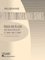 Adagio and Allegro (from Concerto Grosso in B Flat)