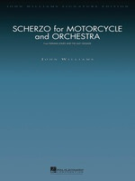 Scherzo for Motorcycle and Orchestra (from Indiana Jones and