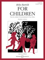 For Children Complete for Piano
