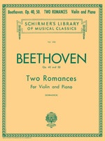 2 Romances, Op. 40 and 50