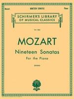 19 Sonatas - Complete