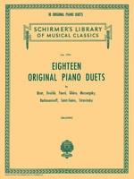 18 Original Piano Duets