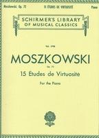 15 Etudes de Virtuosite Op. 72