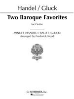 2 Baroque Favourites for Guitar