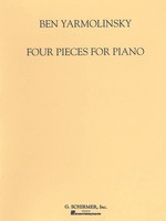 Yarmolinsky - Four Pieces for Piano