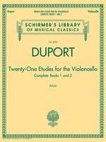 21 Etudes for the Cello