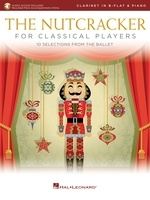 The Nutcracker for Classical Players - Clarinet and Piano