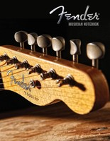 Fender Musician Notebook