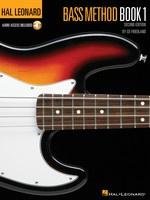 Hal Leonard Bass Method Book 1 - 2nd Edition