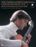 The Christopher Parkening Guitar Method - Vol. 1