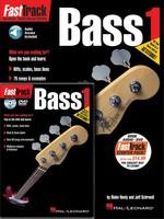 FASTTRACK BASS STARTER PACK BK/OLA/DVD