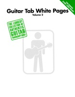 Guitar Tab White Pages Volume 2