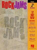 ROCK JAMS TRUMPET BK/CD