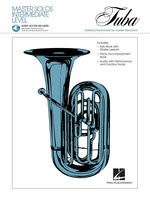 Master Solos Intermediate Level - Tuba (B.C.)